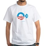 Obama Zero Cents White T-Shirt