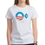 Obama Zero Cents Women's T-Shirt