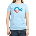 Obama Zero Cents Women's Light T-Shirt