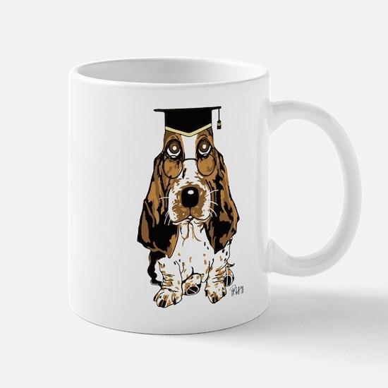 Funny Beagle glasses Mug