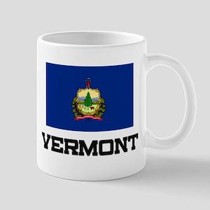 Vermont Flag Mug