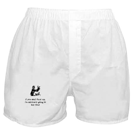 Zombie Threat Boxer Shorts