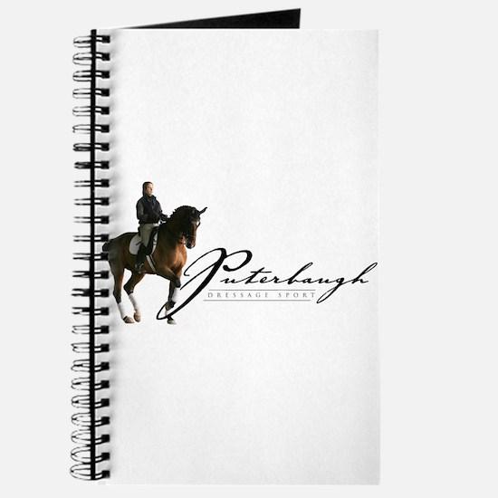 Dressage Gifts Journal