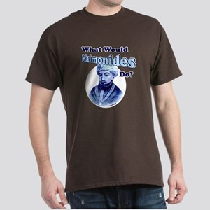 What Would Maimonides Do? Dark T-Shirt