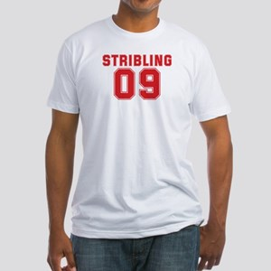 STRIBLING 09 Fitted T-Shirt