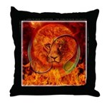 Leo Zodiac Throw Pillow