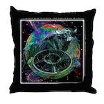 Taurus Zodiac Throw Pillow