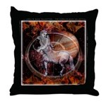 Sagittarius Zodiac Throw Pillow