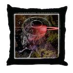 Capricorn Zodiac Throw Pillow