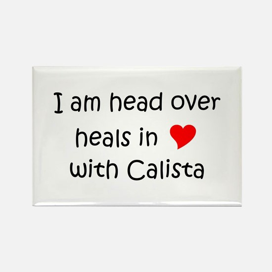 Calista Rectangle Magnet