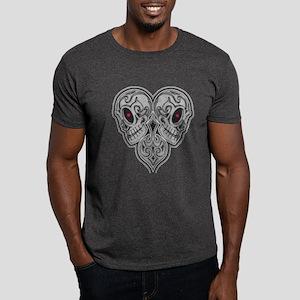 Artistic Skulls Dark T-Shirt