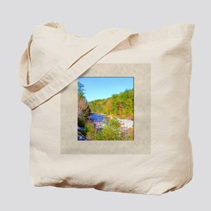 New Hampshire Fall Foliage Reusable Tote Bag