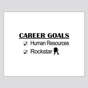 Human Resources Career Goals - Rockstar Small Post