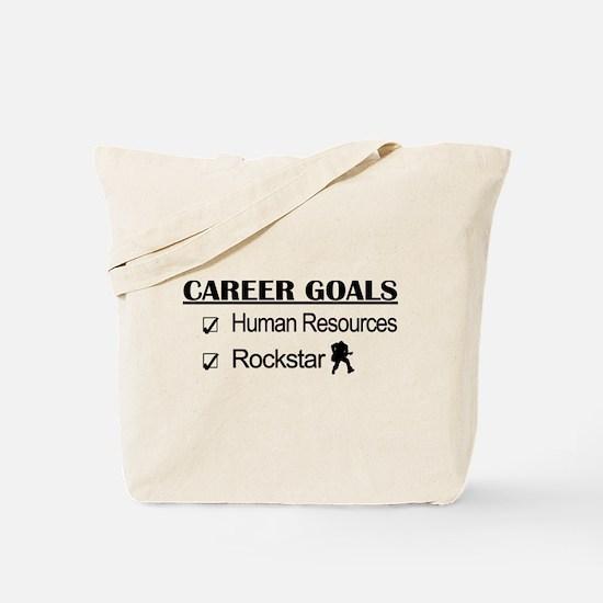 Human Resources Career Goals - Rockstar Tote Bag