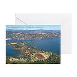 Buckingham Point Greeting Cards (Pk of 10)