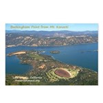 Buckingham Point Postcards (Package of 8)