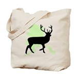 Alaskan Buck Reusable Tote Bag