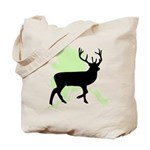 Alaskan Buck Reusable Tote Bag