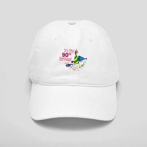 It's My 90th Birthday (Party Hats) Cap