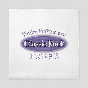 Classic Rock Freak Queen Duvet
