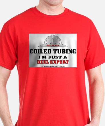 Coiled Tubing T-Shirt