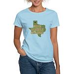 Texas State Cornhole Champion Women's Light T-Shir