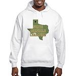 Texas State Cornhole Champion Hooded Sweatshirt