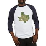 Texas State Cornhole Champion Baseball Jersey