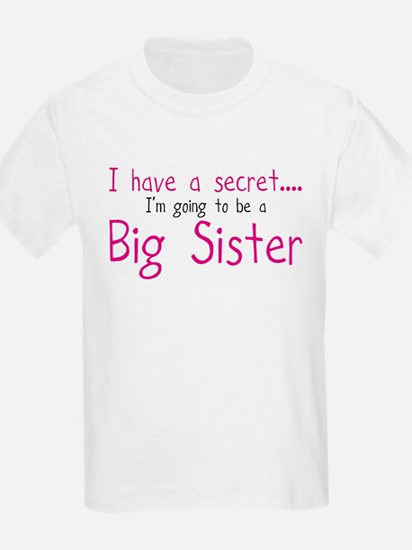 Big Sister Surprise! T-Shirt