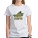 Virginia State Cornhole Champ Women's T-Shirt