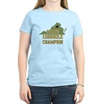 Virginia State Cornhole Champ Women's Light T-Shir