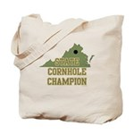 Virginia State Cornhole Champ Tote Bag