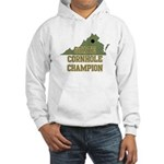 Virginia State Cornhole Champ Hooded Sweatshirt