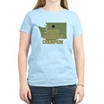 Washington State Cornhole Cha Women's Light T-Shir