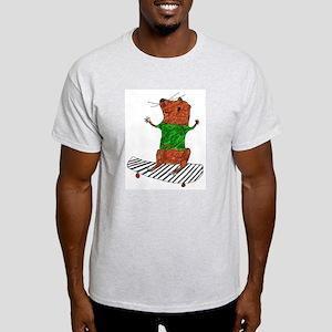 hi fi hamster Light T-Shirt