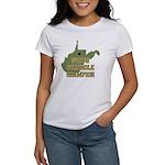 West Virginia State Cornhole Women's T-Shirt