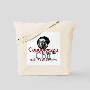 Condoleezza Tote Bag