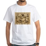 Great Dog Tiger White T-Shirt