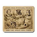 Great Dog Tiger Mousepad