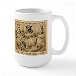 Great Dog Tiger Large Mug