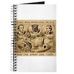 Great Dog Tiger Journal