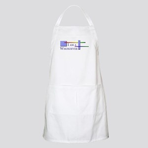 I am a Whosoever BBQ Apron