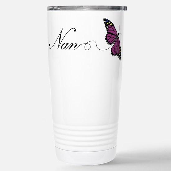 Nan Stainless Steel Travel Mug