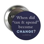 Tax and Spend Equals Change? 2.25