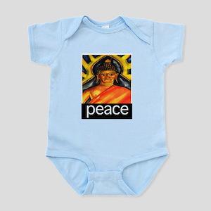 PEACE (Buddha) Infant Bodysuit