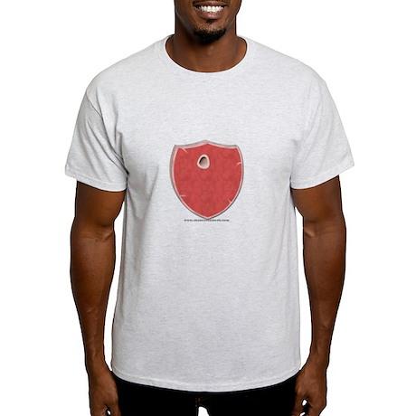 Meat Shield (2) Light T-Shirt