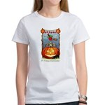 Happy Halloween Witch Women's T-Shirt