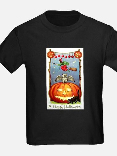 Happy Halloween Witch T