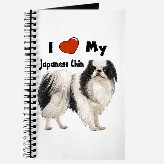 I Love My Japanese Chin Journal