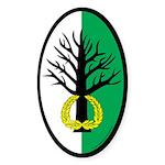 Drygestan Oval Sticker (50 pk)